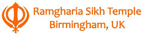 Ramgharia Sikh Temple UK